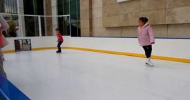 la patinoire synthétique ecolo